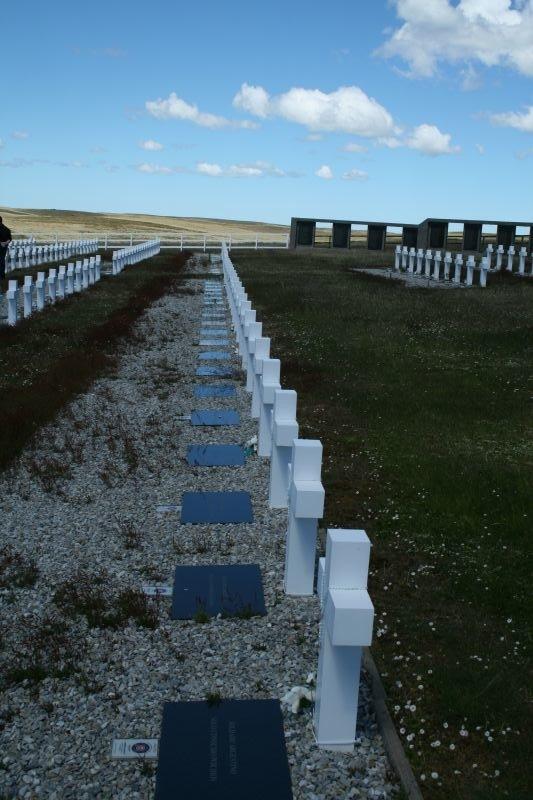 Falklands War  – Argentine Dead to be Identified