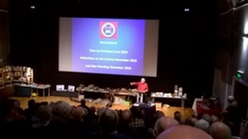Surrey Western Front Association seminar Reflections of the Somme Saturday 19th November Dorking Halls